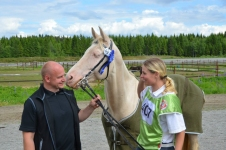 ENDURANCE: Nanestad - Norway